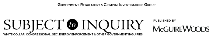 Subject to Inquiry